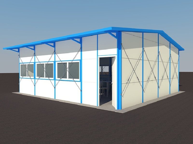 affordable modular accommodation