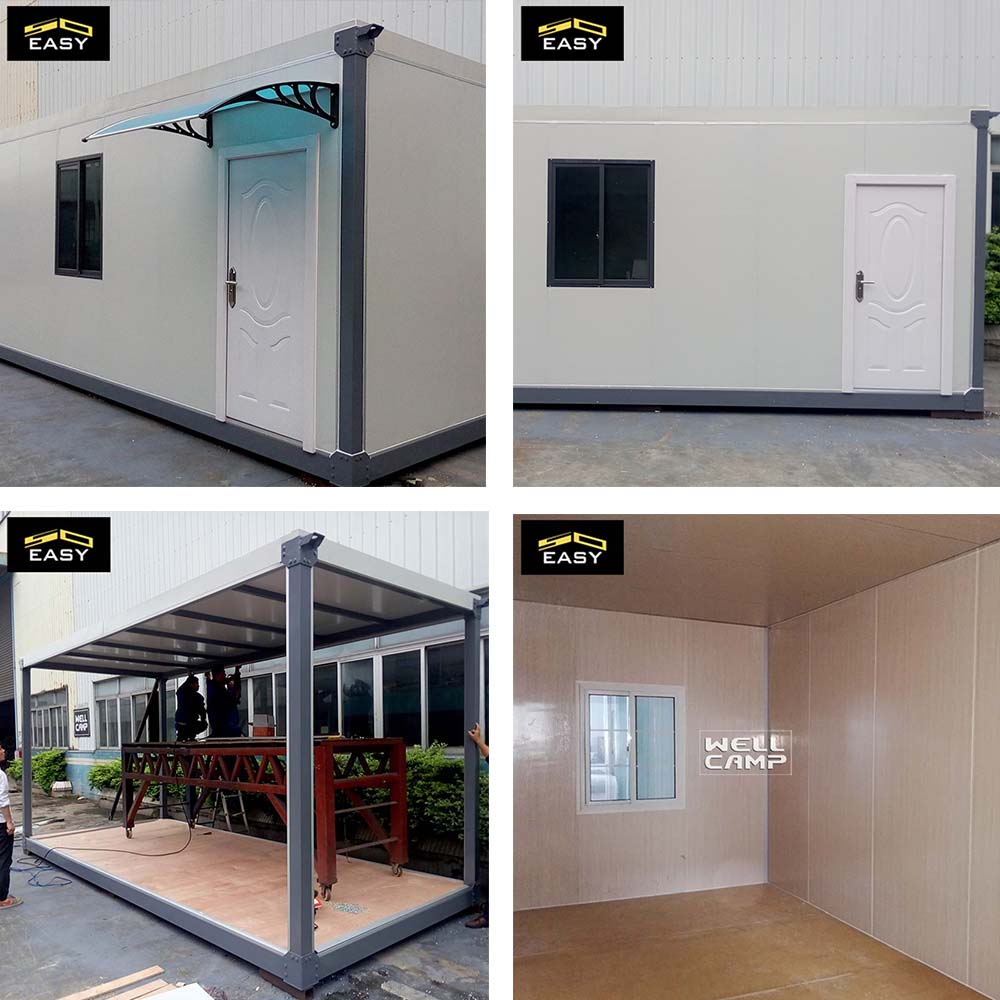 Outdoor container house