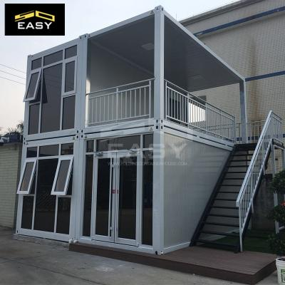 flat pack container villa